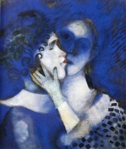 Kosherica chagall painting