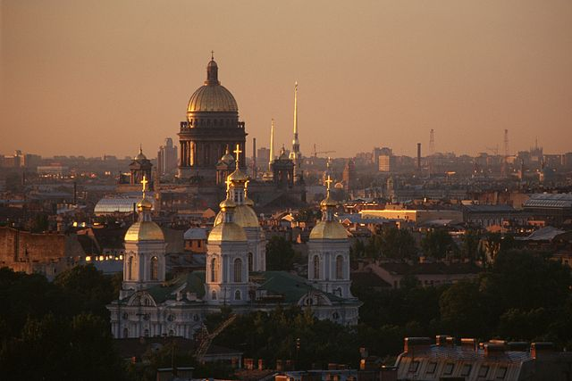 The Treasures of St  Petersburg - SL Kosher | Kosher Cruises