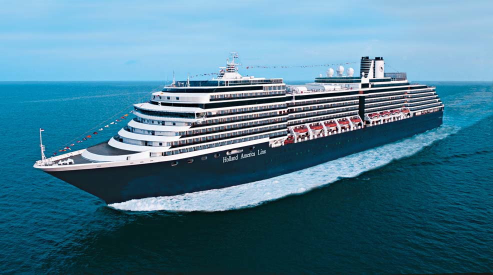 Kosher Cruises 2015 - Holland America Eurodam